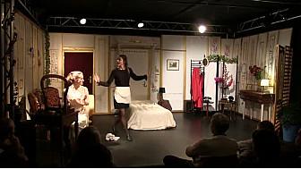 Théâtre : 'Les Bonnes' de Jean Genet par l'école d'acteurs artisans !